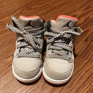 Toddler Jordan shoes size 6